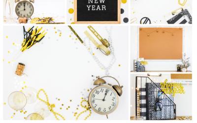 The Sidekick Studio Happy New Year Collection