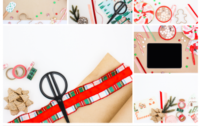 Holly Jolly Stock Photo Collection