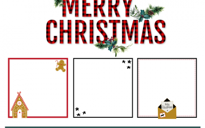 Holidays Social Media Templates Collection
