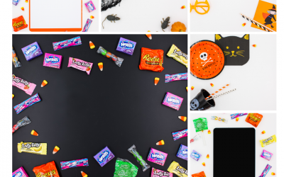 Trick or Treat Stock Photo Collection
