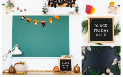 Black Friday Stock Photo Collection