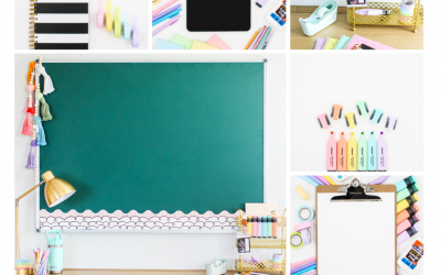 Back to School Pastels Collection